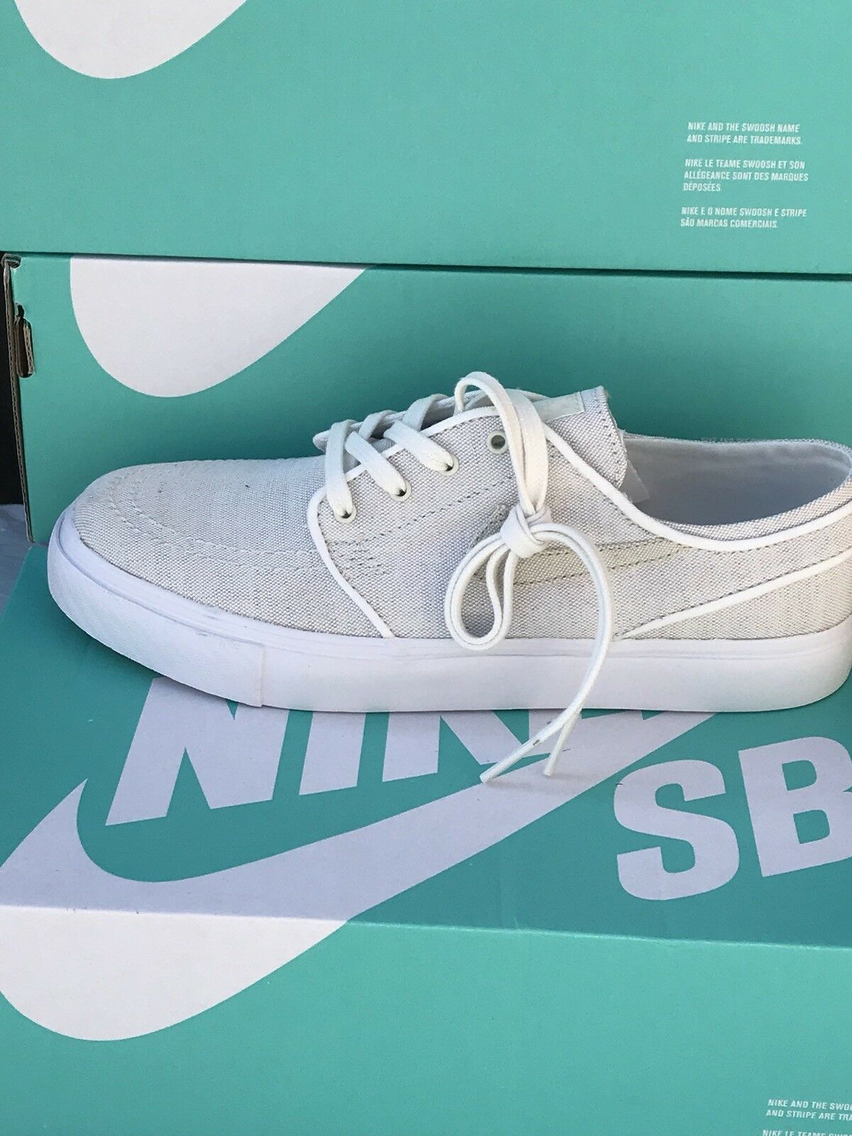 NIKE Femme SB ZOOM 38.5 STEFAN JANOSKI  Trainers Baskets chaussures5.5  EUR 38.5 ZOOM 501655