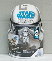 2008 Star Wars Imperial Evo Trooper, Build A Droid, 1st Day Of Issue Free Ship
