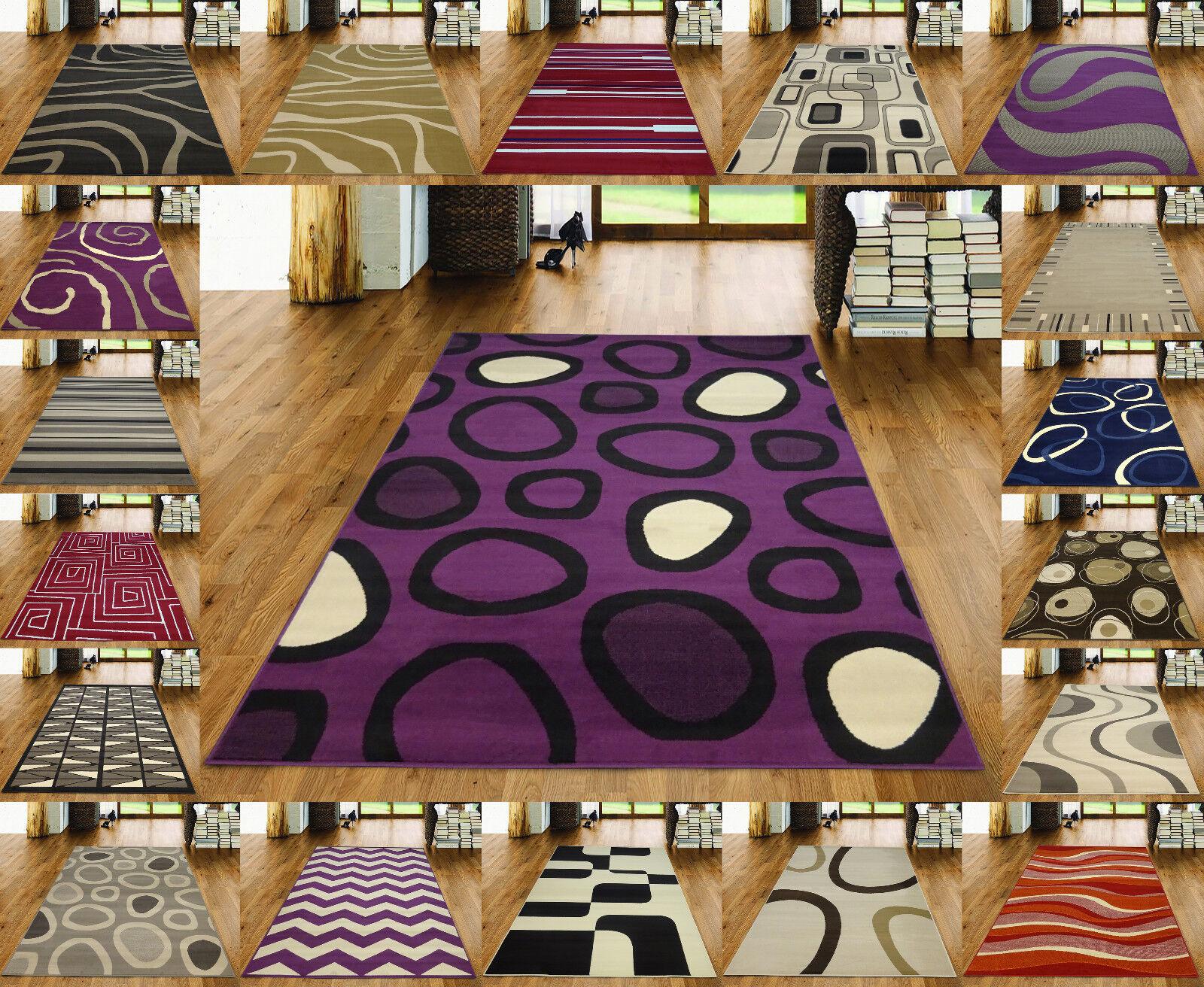 Tappeto Moderno E Contemporaneo con TAPPETI Piccoli Grandi corridori con Contemporaneo Motivo Floreale Geometrico Soft 082b5b