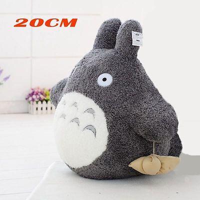 20CM Soft Plush Cartoon Totoro Doll Toy New My Neighbor Totoro Kids Girls Gifts