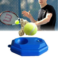 Outdoor Tennis Training Practice Trainer Swing Tool Stereotype Ball Kit Set