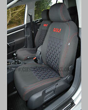 VOLKSWAGEN VW GOLF mk6 DIAMOND TRAPUNTATO SEAT COVERS