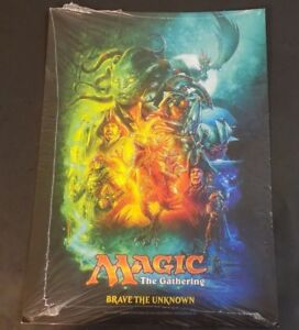 Magic-The-Gathering-Mini-Posters-5-Pack-Brave-the-Unknown-Ixalan-Promo