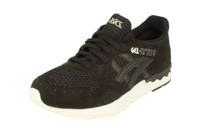 ASICS Gel-lyte V Shoes Leisure Sports Trainers Black H7k2n-9090 UK 6 ... a9c4a79d7