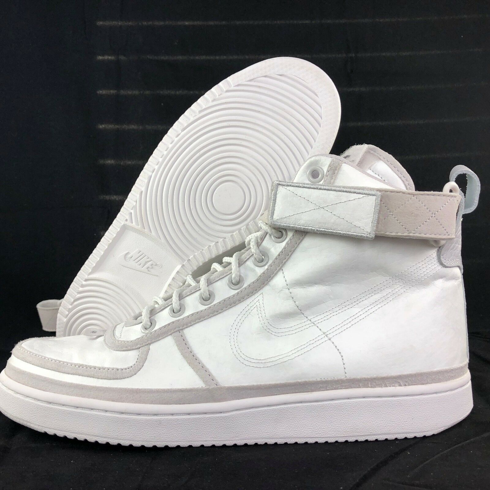Nike Vandal High Supreme AS QS All Star Vast Grey White AQ0113-001 Men's 9.5-13 The latest discount shoes for men and women