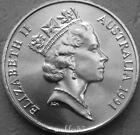**1991 scarcer Australian 20 cent coin UNC **