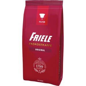 Norwegian-Coffee-Friele-Breakfast-Filter-Malt-2x-250g-Frokost-Kaffe-Original