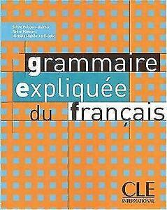 Grammaire Expliquee Du Francais Livre 2 By Sylvie Poisson Quinton 9782090337037