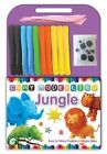 Clay Modelling Book - Jungle by North Parade Publishing (Novelty book, 2014)