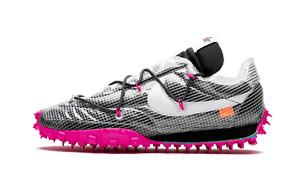 "Nike Off-White Waffle Racer SP ""Black"" - CD8180 001 - 2020"