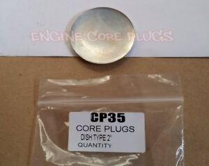 50mm Dish type core plugFreeze plugExpansionFrostWelch plug