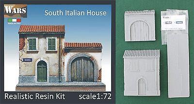 WARS Casa sud Italia//South italian house 1//72