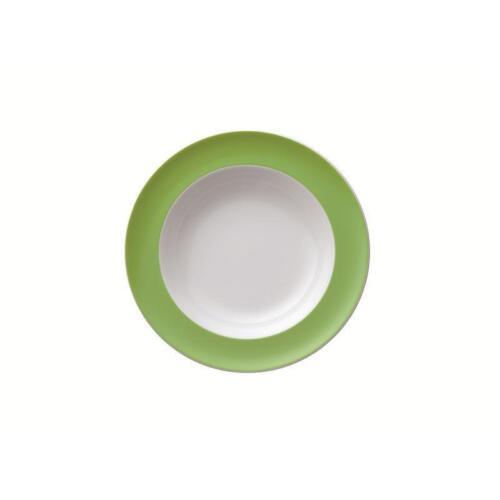 Thomas sunny day assiettes à soupe Assiette profondément Apple Green