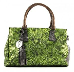 Green Fanny Frey À Main Handbag Sac Suri wRAqBnYn