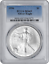 1996 American Silver Eagle Dollar MS69 PCGS Mint State 69