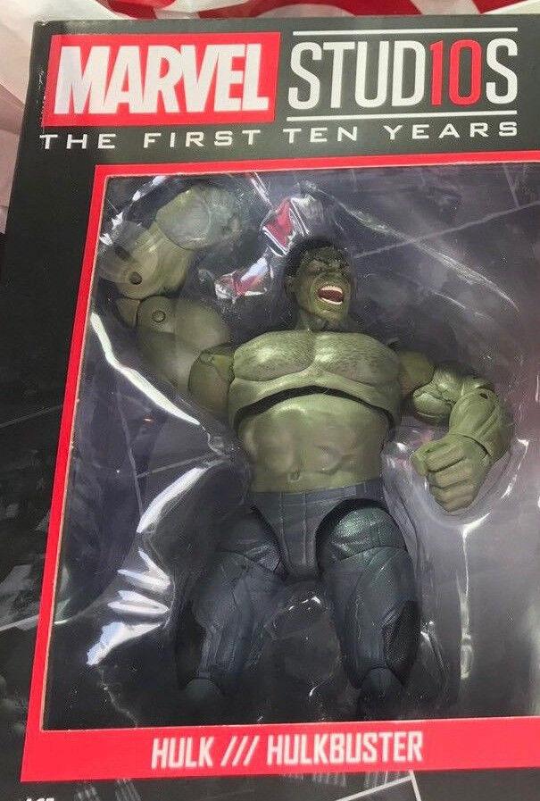 Marvel Leggende Mcu Studios  Primo Dieci Anni Hulk Target Esclusivo Nuovo Raro  i nuovi stili più caldi