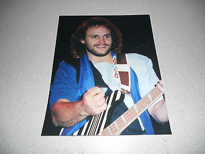 VAN HALEN DAVID LEE ROTH EDDIE ALEX MICHAEL ANTHONY ROCK BAND 8X10 PHOTO RT789
