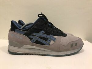reputable site 5a1e9 afcbb Details about ASICS GEL-LYTE III 3 URBAN CAMO LIGHT GREY CAPTAIN BLUE BLACK  Ronnie Fieg