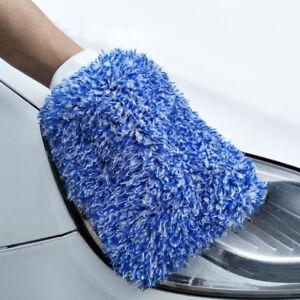 CAR-CARE-GLOVE-PLUSH-SOFT-HIGH-DENSITY-MICROFIBER-WASH-MITT-CAR-CLEANING-STRICT