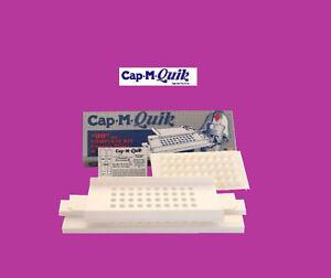 Cap-M-Quik-Tamper-size-00-Capsule-Filler-Complete-Kit-CapMQuik-Capsule-Machine