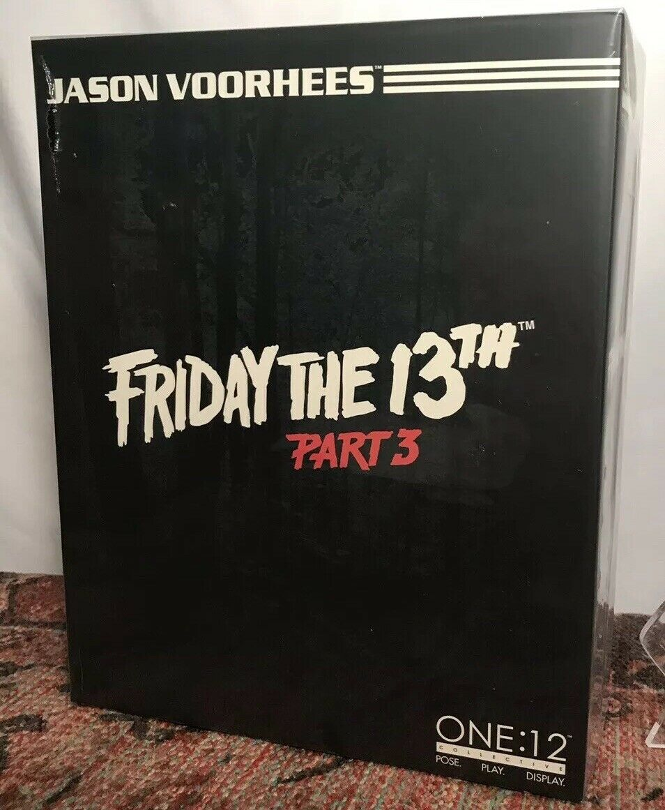 FRIDAY THE 13TH PART 3 Jason Voorhees One 12 Collective Mezco Toy Figure NEW NIB