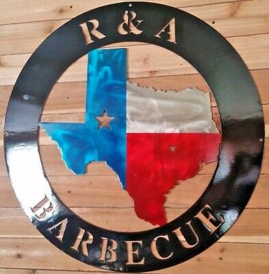 "24/"" BEAR  Made in Waco Texas /""CNC Plasma/"" WALL ART DECOR"