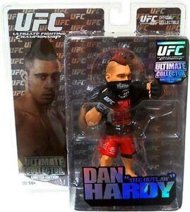 Ufc Ultimate Collector Series 6 Figurine Dan Hardy édition limitée 628135110625