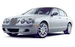 Jaguar S Type X200 Workshop Service /& Repair Manual 1999-2003 on CD