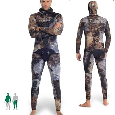 Omer Mix 3d Wetsuit sub Camouflage Neoprene Shattered 0 3 ...