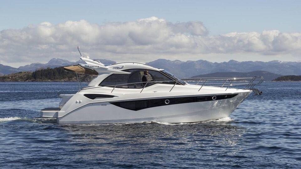 Galeon 305 HTS, Motorbåd, årg. 2018