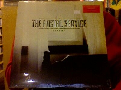The Postal Service Give Up LP sealed vinyl + download Death Cab for Cutie