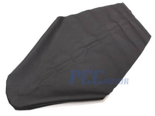 BLACK SEAT COVER KTM SX SXF MXC EXC 125 200 250 450 520 1998-2002 V SC17