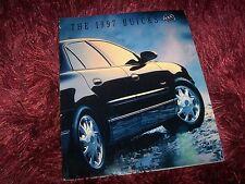 Catalogue /  Brochure BUICK Gamme / Full line 1997 USA //