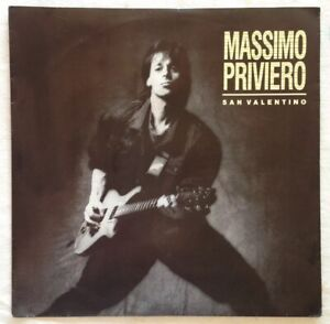 MASSIMO-PRIVIERO-Promo-Unplayed-1988-7-034-Rock-Band-San-Valentino-2472097-WEA-D