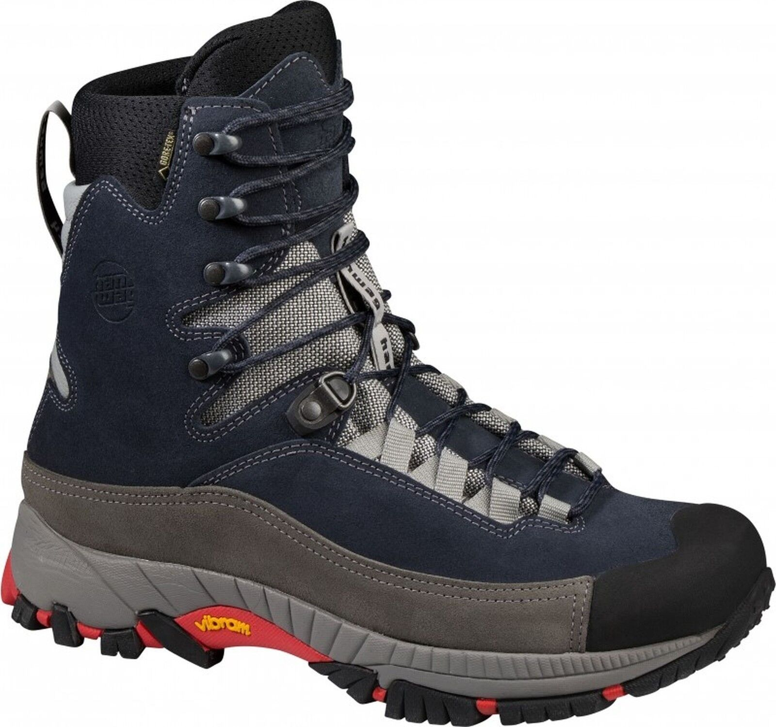 Hanwag Boots Paraglider Sky GTX Size 7,5 - 41,5 Navy bluee