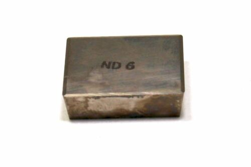 P40 ND6 C5 Chamfered E Made by Sandvik for Nordic Carbide 10 pcs SPG 632 T