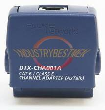 One Used Dtx Cha001a Cat 6 Channel Adapter For Fluke Dtx 1800 Dtx 1200