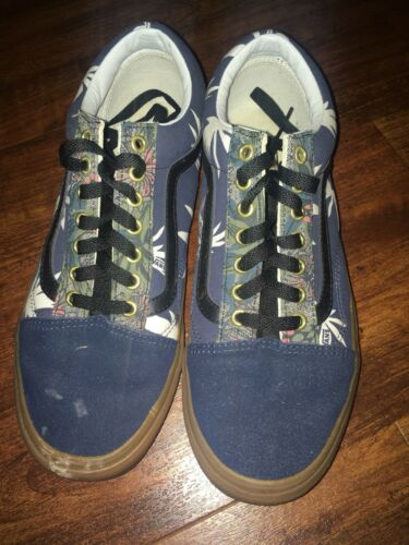 Skate Vans Old Made Custom Classic Trainers School nFqzAFRPY