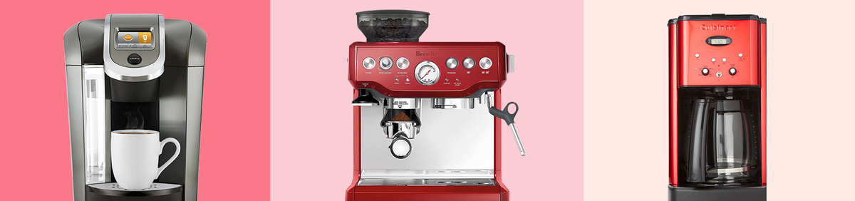 Shop Event Coffee Makers Up to 50% off Ninja, Breville, Nespresso & more