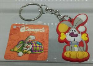 Diddl and Friends Keyring Key Holder  Bibombl Keychain  Diddlina Key ring