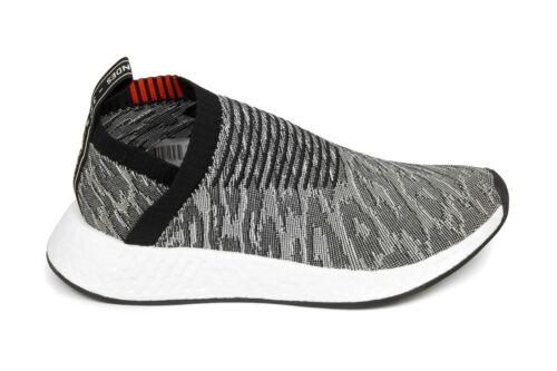 Adidas Originals NMD/_CS2 Primeknit in Core Black//Core Black//Burgundy BZ0515 BNIB