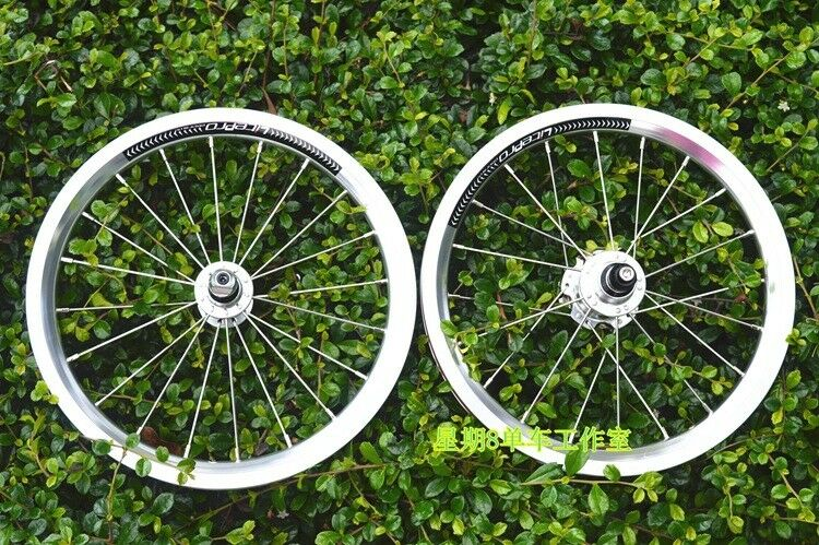 Litepro 14  inch 3s wheel 3 speed wheelset 3 teeth cassette 9-13-17T Yn11-13-15T