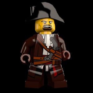 James Brickster Custom LEGO ® Minifigure LIMITED EDITION