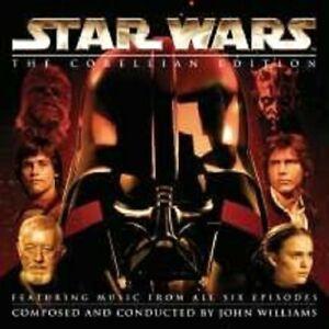 JOHN-WILLIAMS-034-STAR-WARS-THE-CORELLIAN-EDITION-034-CD-NEU