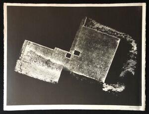 Rudolf bonvie, 3472, 1987, litografia, 1988, a mano firmata e datata