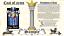 thumbnail 2 - Walldorf-Walldorph COAT OF ARMS HERALDRY BLAZONRY PRINT