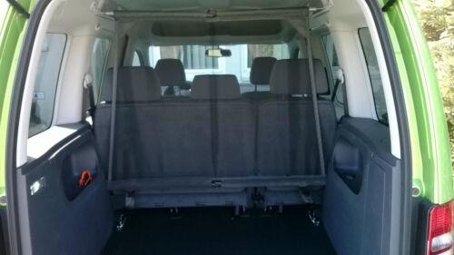 Gepäcknetz Netz Trennnetz Trennetz Hundenetz VW Caddy 2K 2015-2019 Caddy 4