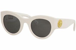 Versace VE4353 4353 401//87 White Gray Sunglasses