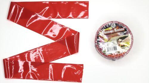 "2pc Non-Sticky Soft Durable SM Bondage Pleasure Ribbon Tape 2/"" Wide 60FT Long"