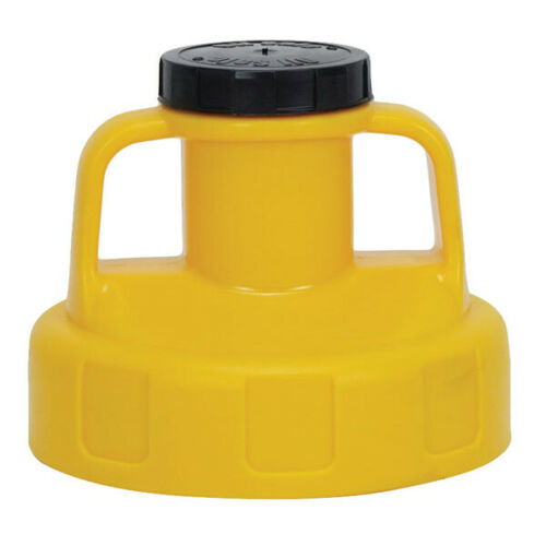 Oil Safe Lid Yellow Oil Safe Utility Lid